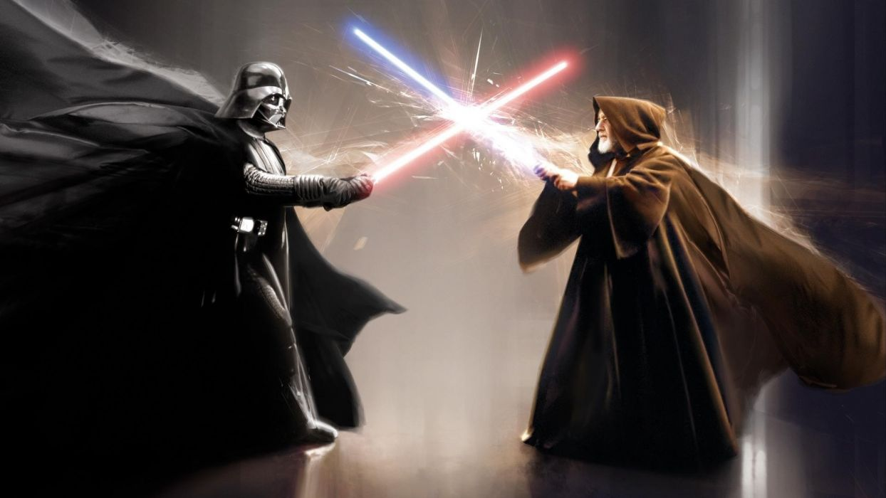 Star Wars Light Sabre Battles