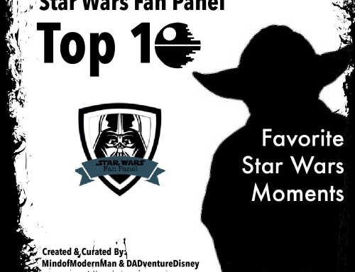 Star Wars Fan Panel – Favorite Star Wars Moments