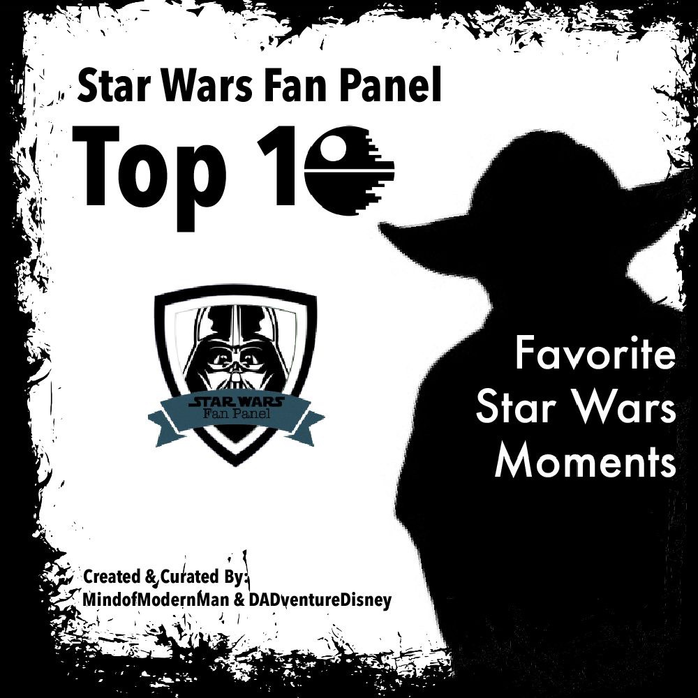Star Wars Fan Panel - Favorite Star Wars Moments