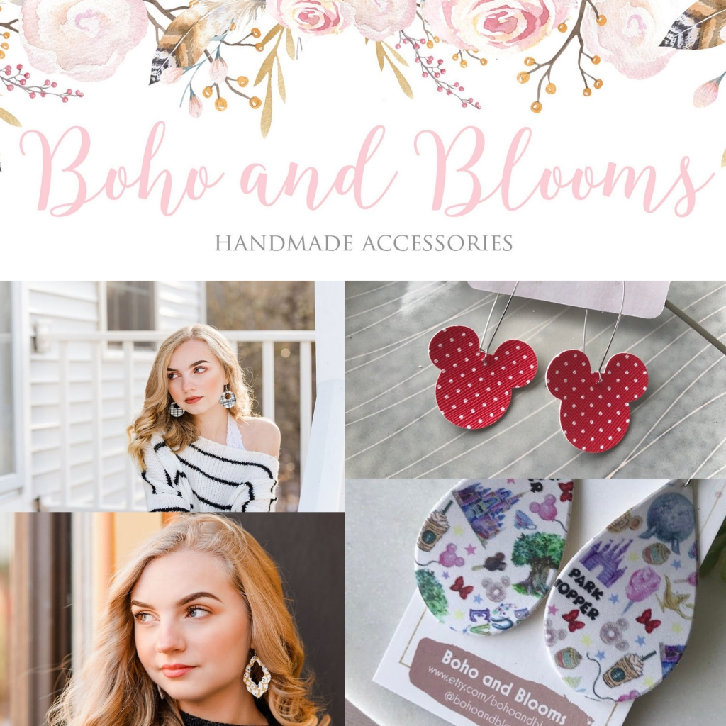 Boho and Blooms
